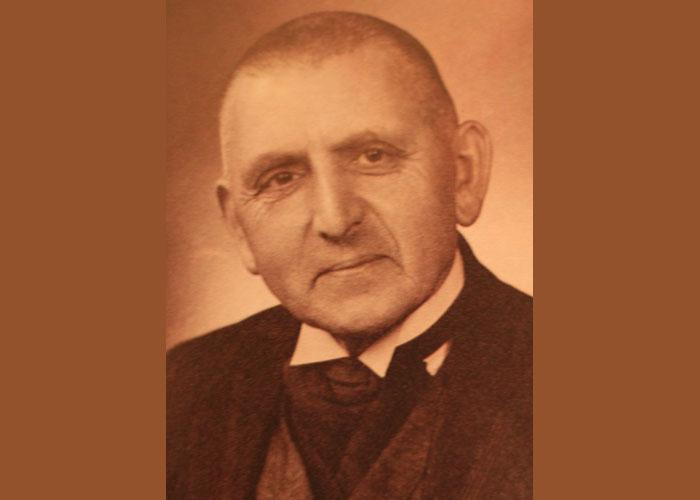 Pfarrer Max Monsky